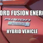Open a Locked 2017 Ford Fusion Ford Fusion Energi Hybrid Vehicle | Mr. Locksmith