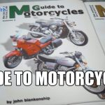 Guide to Motorcycles for Locksmiths | Mr. Locksmith Training Blog